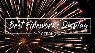 Diwali Fireworks Display @ Phoenix MarketCity, Chennai