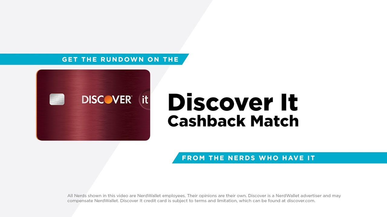 Discover It Cashback Match Review