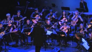 PIRATES OF THE CARIBBEAN - HD - K. Badelt - Orkester Mandolina Ljubljana - cond. Andrej Zupan