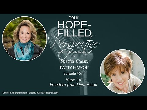Hope for Freedom from Depression - Episode 45