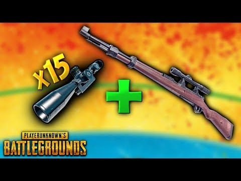 Kar98 x15 Scope BIG PLAYS..!! | Best PUBG Moments and Funny Highlights - Ep.74