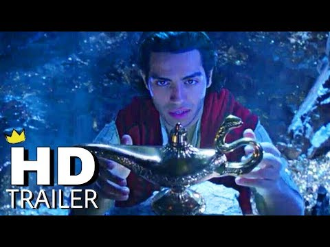 ALADDIN – Trailer 1 Subtitulado (2019) #Aladdin