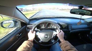 2011 Chevrolet Epica 2.0l (143) At Pov Test Drive