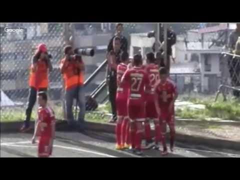 Clásico: Caracas 3-0 Tachira (Narración de Giancarlo Figliulo, Deportes Unión Radio)
