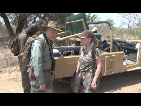 Craig Boddington hunting in Burkina Faso