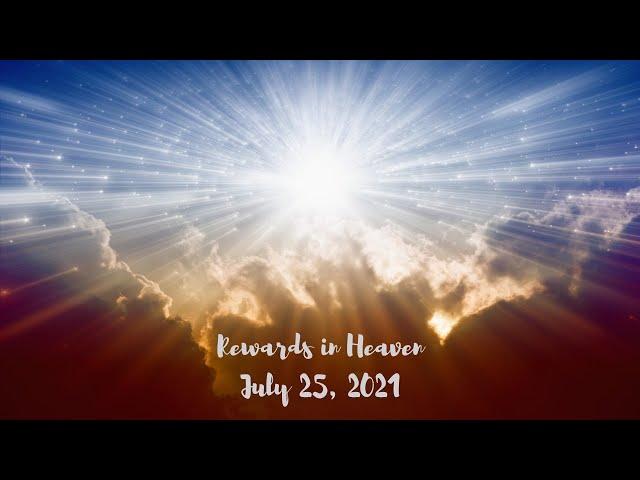 July 25th Live Stream