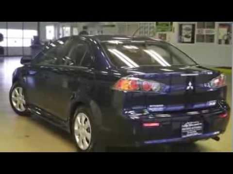 2014 mitsubishi lancer es blue 3 youtube - Mitsubishi Lancer 2014 Blue