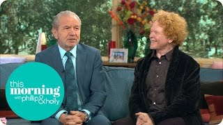 Lord Alan Sugar Admits to Feeling Sorry For Katie Hopkins | This Morning