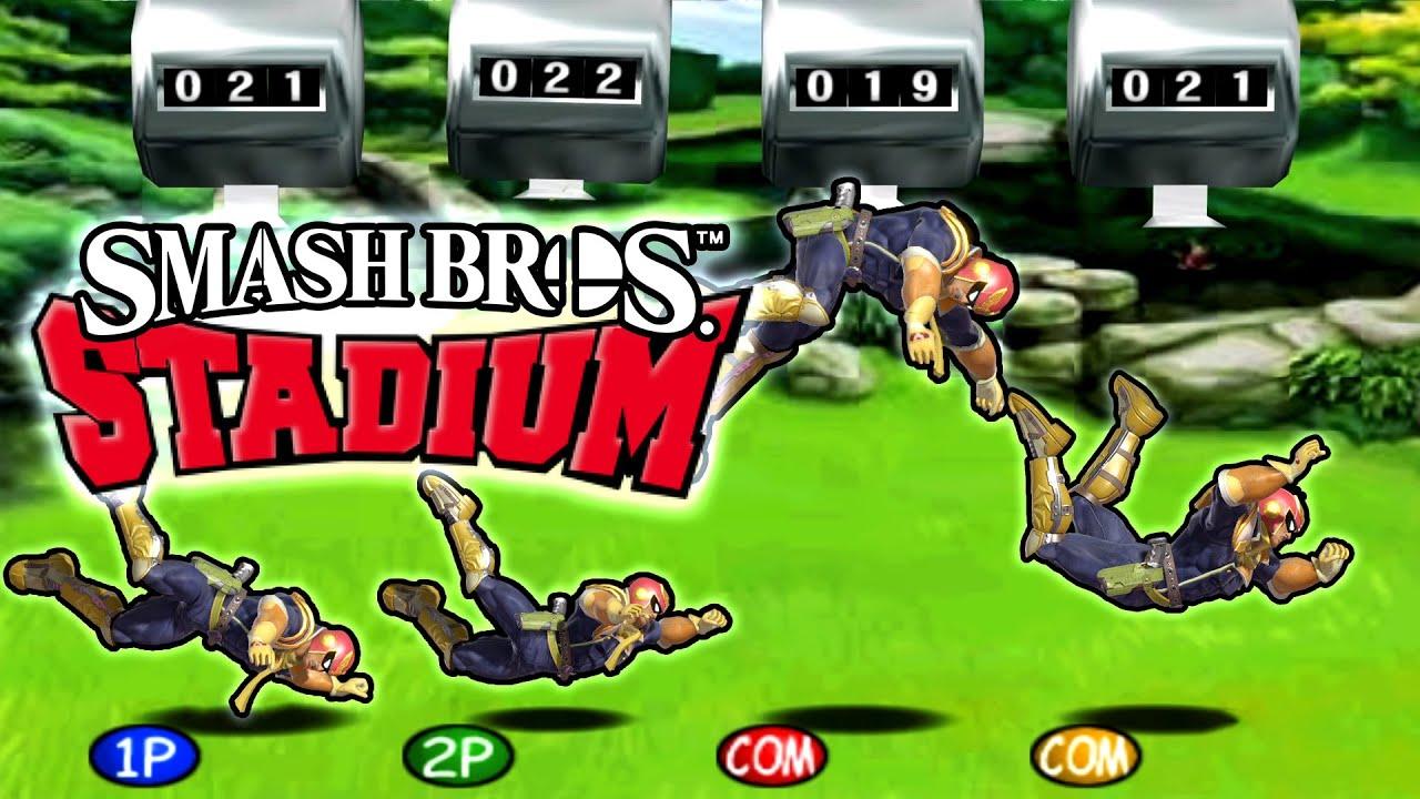 Pokemon Stadium But It's Actually Smash Ultimate [QB #32]