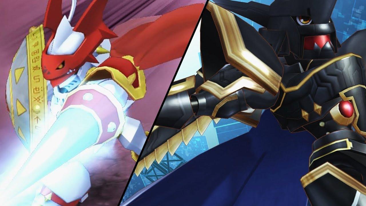 Digimon Story Cyber Sleuth Hacker S Memory New Nx Gallantmon Alphamon