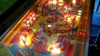 Bally Wizard Pinball Machine ( Wizard! )