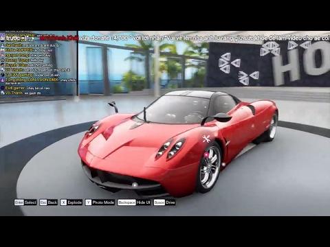 [LIVE STREAM] Forza Horizon 3, tậu Pagani Huayra nào ^^   ND Gaming