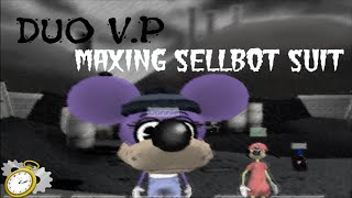TTR - Duo V.P With Sav + Maxing Sellbot Suit