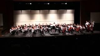 Winter - Seniors at Strings Fest 2014
