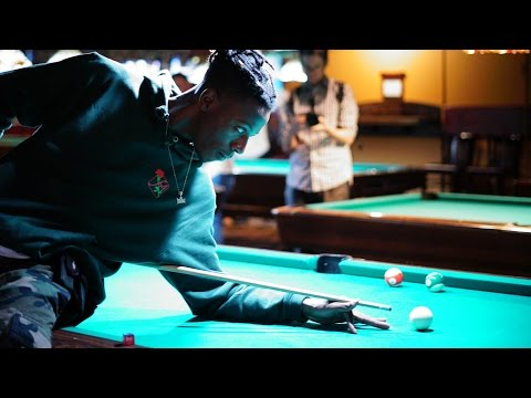 Joey Bada$$ Is A Poolhall Junkie | #TheDaily106 006