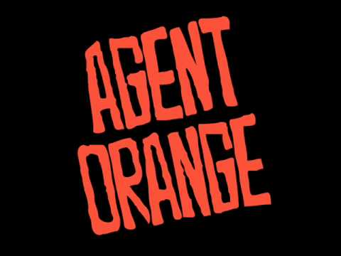 Agent Orange - Living in Darkness (Lyrics)