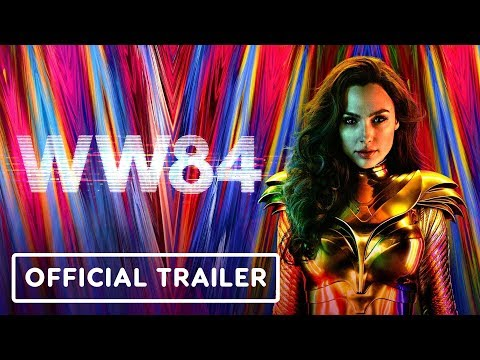 Wonder Woman 1984 - Official Trailer (2020) Gal Gadot, Kristen Wiig, And Pedro Pascal