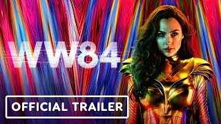 Wonder Woman 1984 - Official Trailer (2020) Gal Gadot, Kristen Wiig, and Pedro Pascal