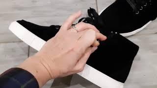 Обзор мужских ботинок от Фаберлик