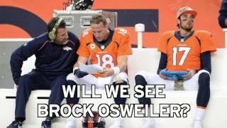 Patriots-Broncos Over/Under Props