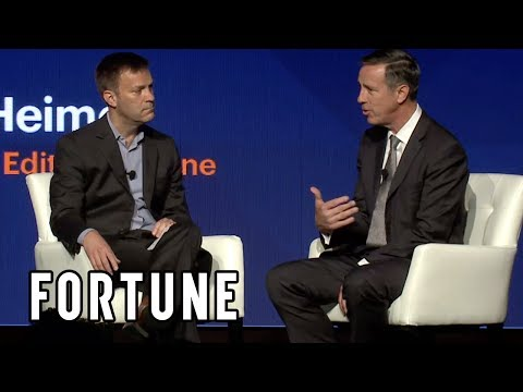 Watch the Full Interview With Marriott CEO Arne Sorenson I F