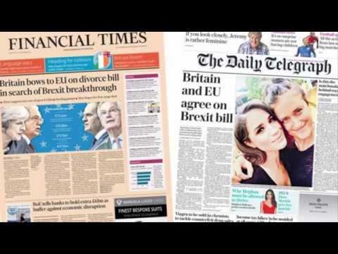 Brexit: UK divorce bill offer worth up to 50bn euros