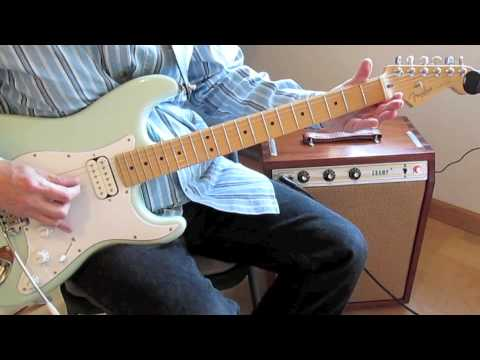 Guitar Lesson:  Eric Clapton, Ramblin' on My Mind (Blues Breakers)