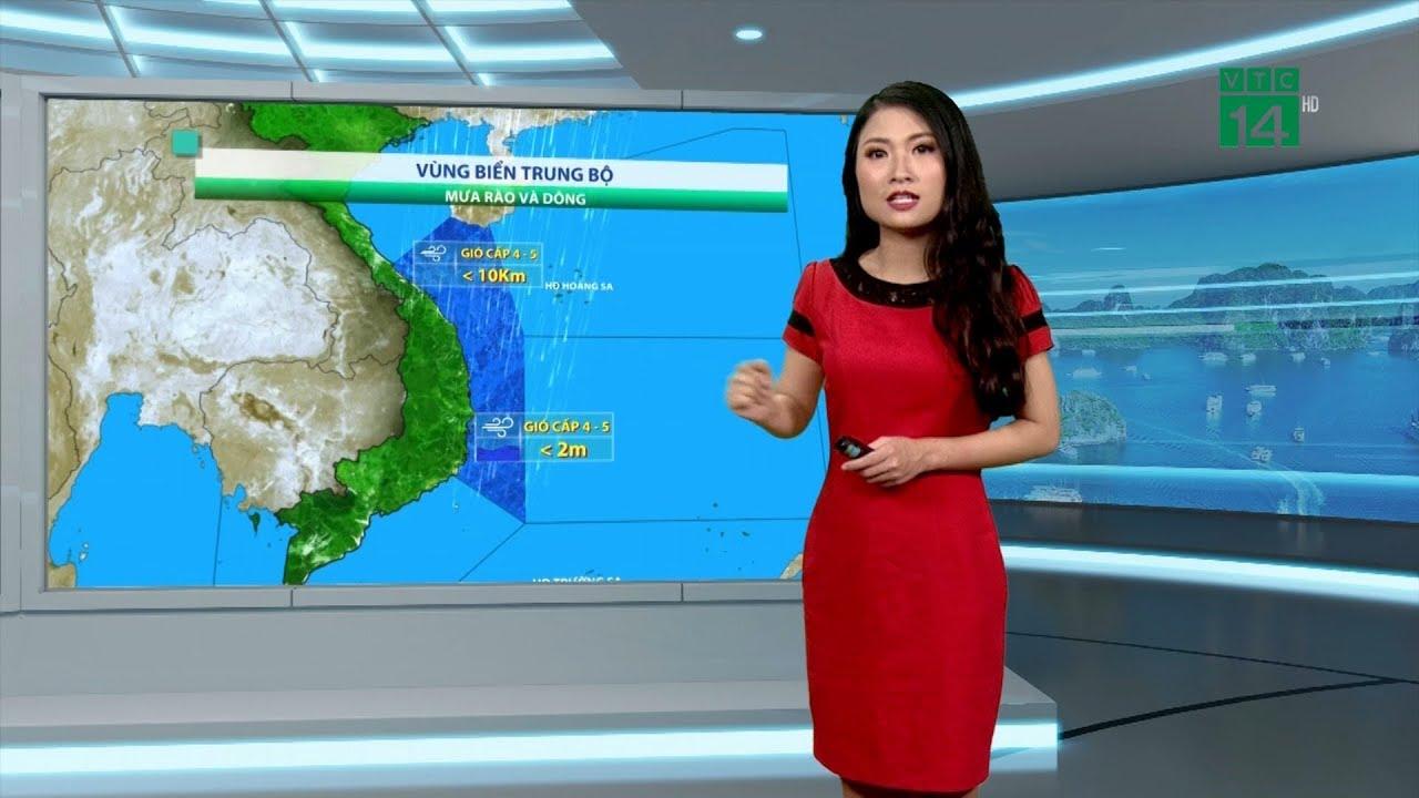 Thời tiết biển 23/03/2019: Không khí lạnh khiến gió hoạt động mạnh ở các vùng biển miền Trung  VTC14