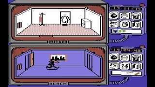 Spy vs Spy Longplay (C64) [50 FPS]