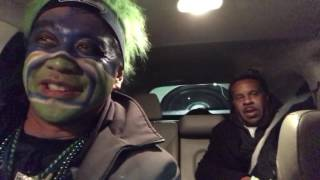 Post-game reaction: Seahawks beat the Detroit Lions! With comedian, Rod Long!