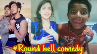 07 team R2h funny video !! Round to hell !!Tik Tok video's dialogue !! 2019 Latest R2h  videos