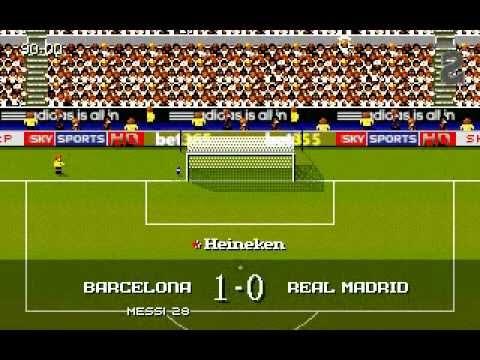 Sensible World of Soccer 96/ 97
