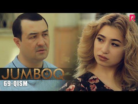 Jumboq 69-qism (milliy serial) | Жумбок 69-кисм (миллий сериал)