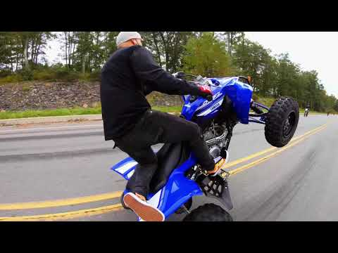 Download Taking Wheelie Turns On Yfz450 Beastmode MP3, MKV