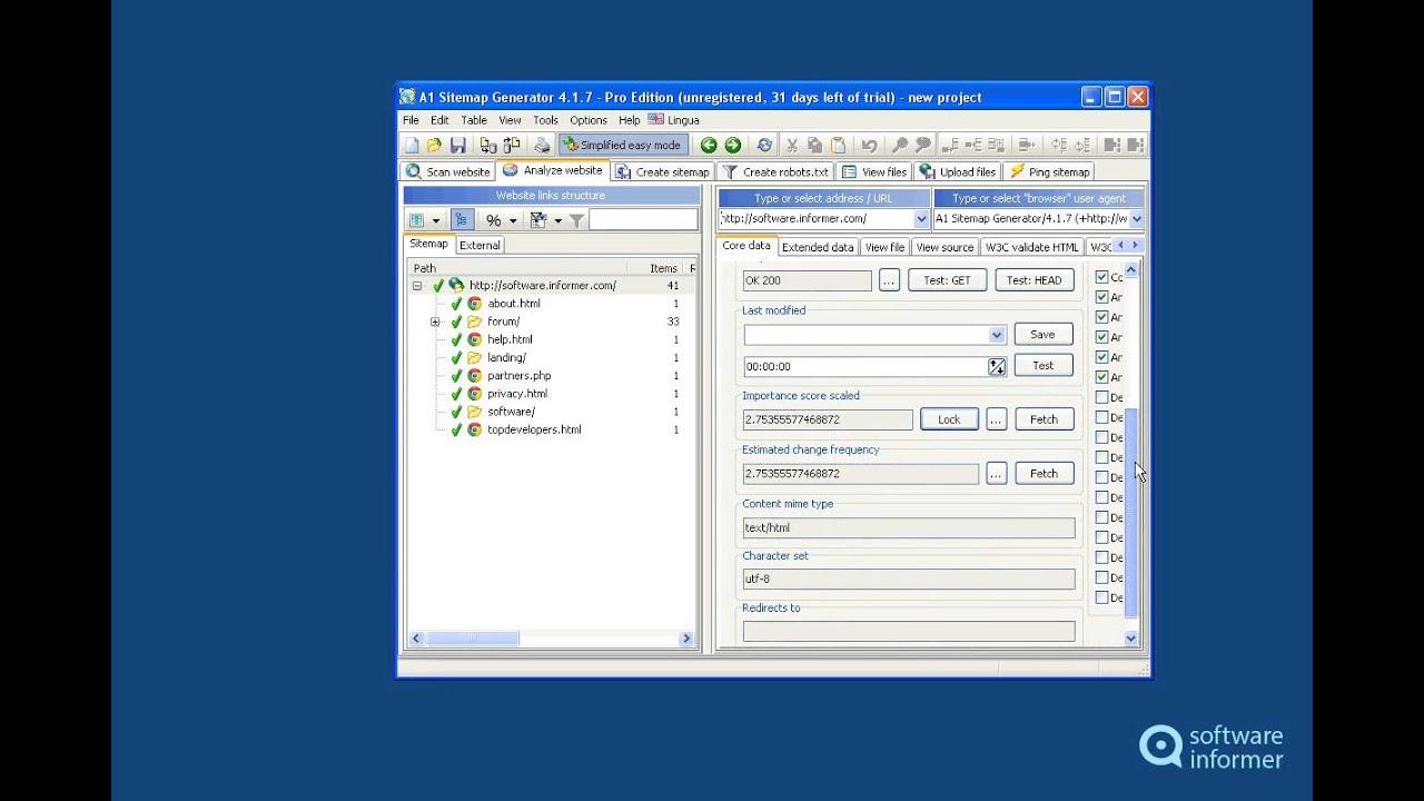 working with a1 sitemap generator - Omnigraffle Sitemap Generator