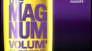 Iklan Maskara Magnum dari Maybelline