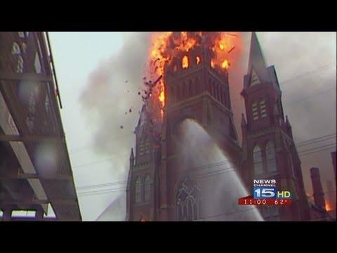 St. Mary's Church Fire