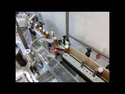 LABELPACK - Labelling Systems -  MASTER WA PHARMA