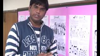 Workshop on Grassroot Comic Journalism