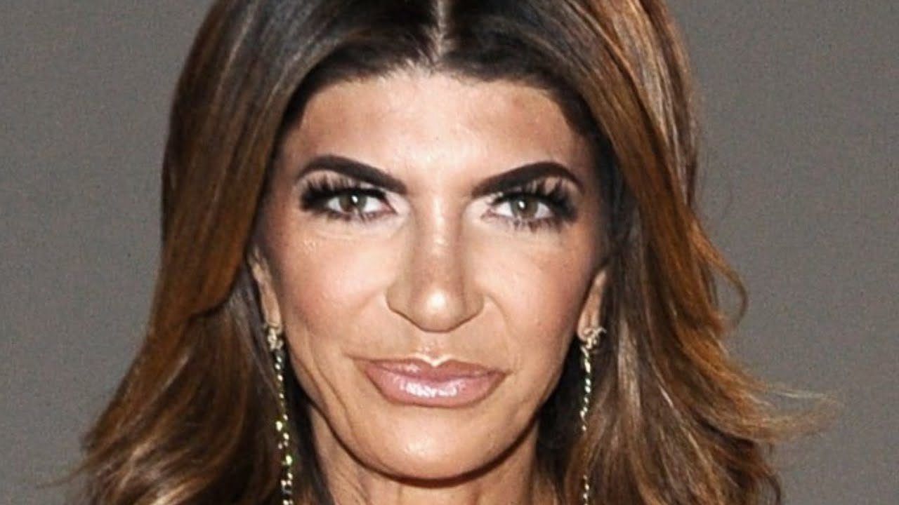 Here's How Much Teresa Giudice Is Really Worth