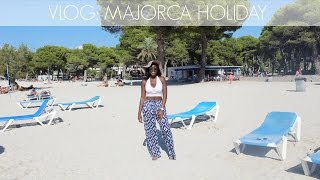 VLOG: 21ST BIRTHDAY TRIP TO MAJORCA, SPAIN