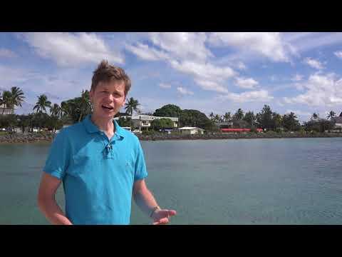 Travel Professor - Tonga and Small Island Economic Development