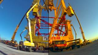 tcb enlarges its cranes to operate the biggest ships in the world
