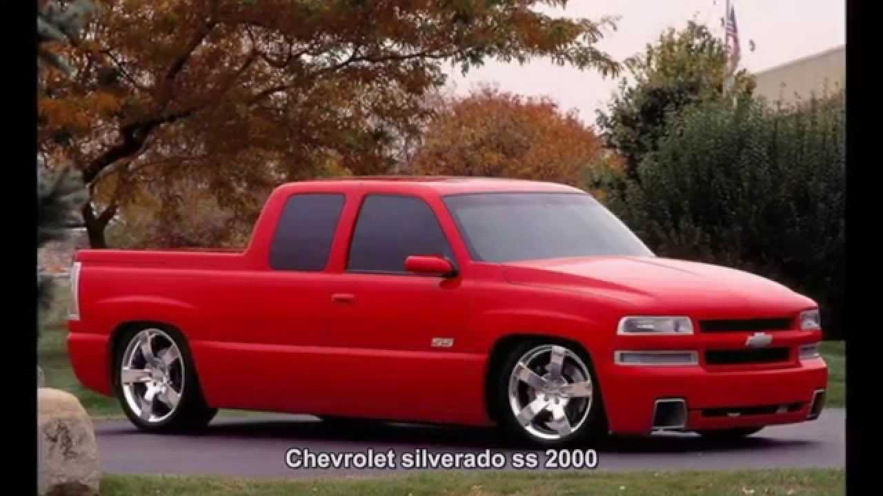 Truck 99 chevy truck : 99 Chevy Silverado Ss - Car News and Expert Reviews