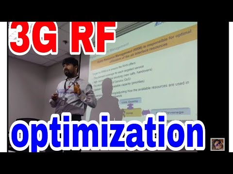 WCDMA RF Optimization training part-2 @ Globe telecom,Manila