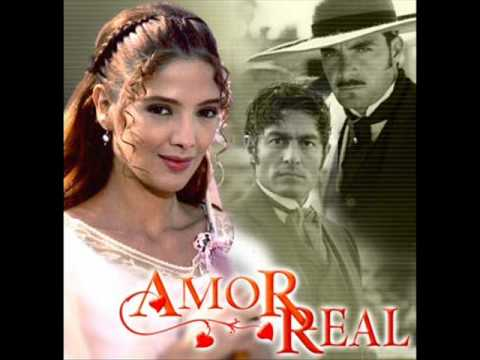 cancion de telenovela amor real