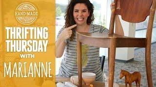Thrifting Thursday: Marianne's Thrift Store Scores - Hgtv Handmade