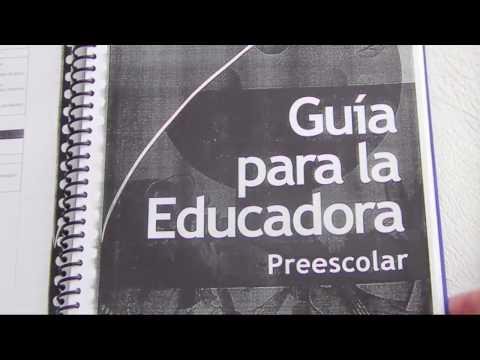 Programa de Educacin Preescolar, ABC 2017 | Miss Clasecitas