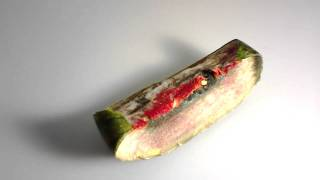 Vegetime - a Vegetables Time Lapse by Davide Vasta timelapse decay decomposition fruit time-lapse