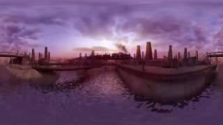 С Днем нефтяника! | VR-поздравление, панорамное видео